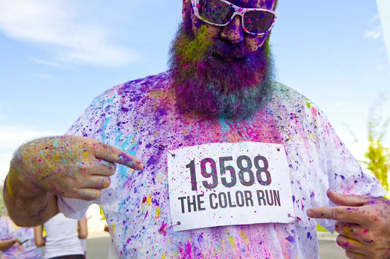The color run my lesson in motivation 2 publicscrutiny Images