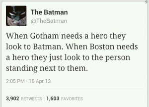 Batman Tweet2